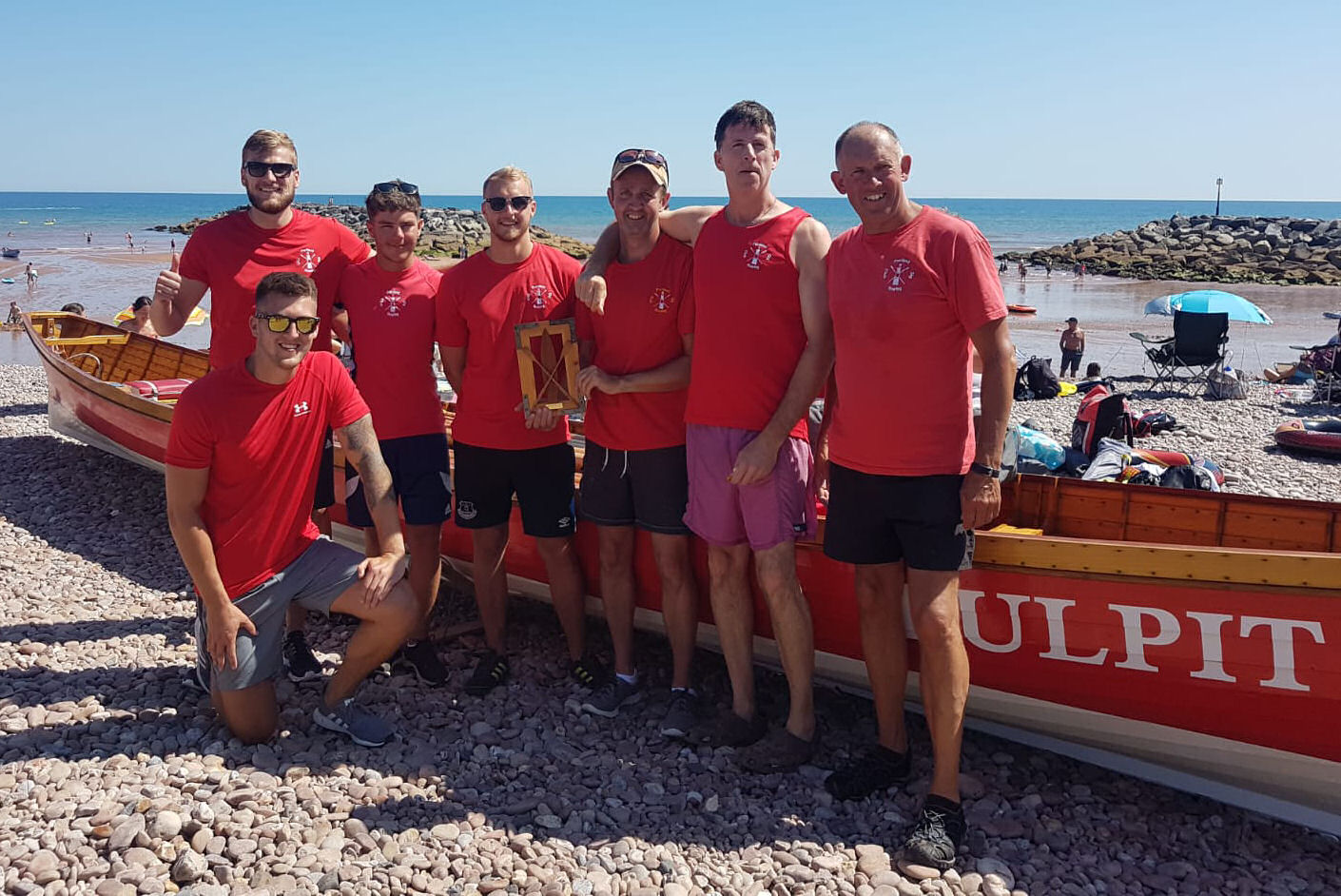 Sidmouth Regatta 2018